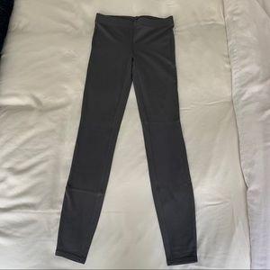 Madewell Knit Legging - Gray